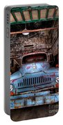 Old Pickup Truck Hdr Portable Battery Charger