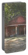 Old Red House In Lal Bag Portable Battery Charger