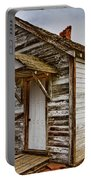 Old Rustic Rural Country Farm House Portable Battery Charger