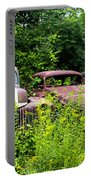 Old Rusty Cars Portable Battery Charger