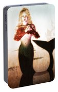 Old Sailors Dream - The Mermaid Portable Battery Charger