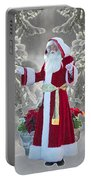 Old Saint Nick Portable Battery Charger