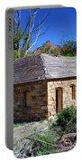 Old Sandstone Brick Farm House Nine Mile Canyon - Utah Portable Battery Charger