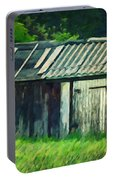 Old Shed Portable Battery Charger