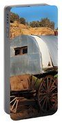 Old Sheepherder's Wagon Portable Battery Charger