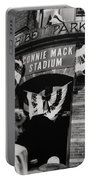 Old Shibe Park - Connie Mack Stadium Portable Battery Charger