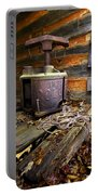 Old Sorghum Press Portable Battery Charger