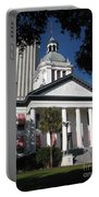 Old State Capitol - Florida Portable Battery Charger