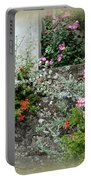 Old Stone Wall Portable Battery Charger