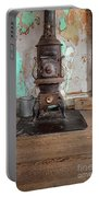 Old Stove Portable Battery Charger