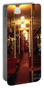 Old Subway In Buenos Aires Portable Battery Charger