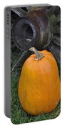 Old Time Pumpkin Festival Portable Battery Charger