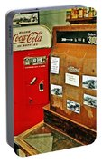 Old Time Station Portable Battery Charger