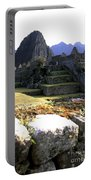 Old Times Macchu Picchu Portable Battery Charger