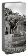 Old Tombstone  Portable Battery Charger