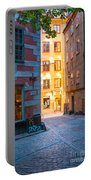 Old Town Alley Portable Battery Charger