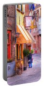 Old Town Bruges Belgium Portable Battery Charger