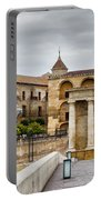 Old Town Of Cordoba In Spain Portable Battery Charger
