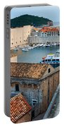 Old Town Of Dubrovnik Portable Battery Charger