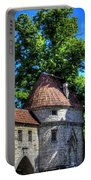 Old Town - Tallin Estonia Portable Battery Charger