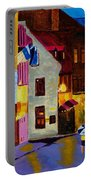 Old Towne Quebec Portable Battery Charger