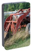 Old Tractor Portable Battery Charger