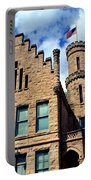 Old Vanderburgh County Jail Portable Battery Charger