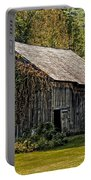 Old Vermont Barn Portable Battery Charger