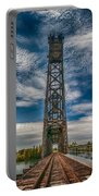Old Welland Lift Bridge 3d07057hp Portable Battery Charger