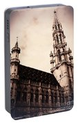 Old World Grand Place Portable Battery Charger