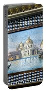 Old World Port Portable Battery Charger