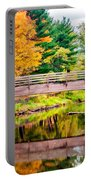 Ole Bull State Park Paint Portable Battery Charger