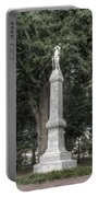 Ole Miss Confederate Statue Portable Battery Charger