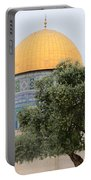Olive Tree Dome Portable Battery Charger