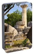 Olympus Ruins Portable Battery Charger