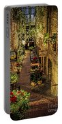 Omaha's Old Market Passageway Portable Battery Charger