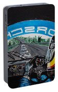 On Board Stefan Belloff Nurburgring Record Portable Battery Charger