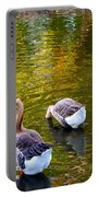 On Golden Pond Portable Battery Charger