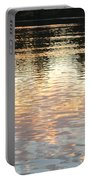 On Shimmering Pond Portable Battery Charger