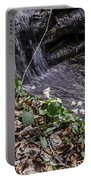 On The Banks Of The Rapids Portable Battery Charger