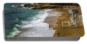On The Beach - Dubrovnic Portable Battery Charger