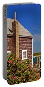 On The Cape Portable Battery Charger by Joann Vitali