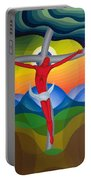 On The Cross Portable Battery Charger