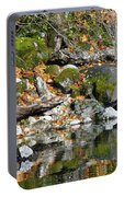 On The Edge Of The Lake Portable Battery Charger