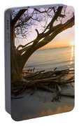 On The Edge Of The Surf Portable Battery Charger