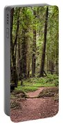 On The Enchanted Path Portable Battery Charger