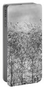 On The Fence Bw Portable Battery Charger