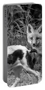 On The Scent Monochrome Portable Battery Charger