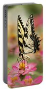 On The Top - Swallowtail Butterfly Portable Battery Charger