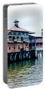 Buildings On The Water  Portable Battery Charger